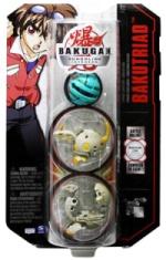 61321 Игрушка Bakugan стартовый набор BakuTriad