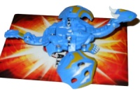 64363 Игрушка Bakugan набор с Бакуганом Stealth