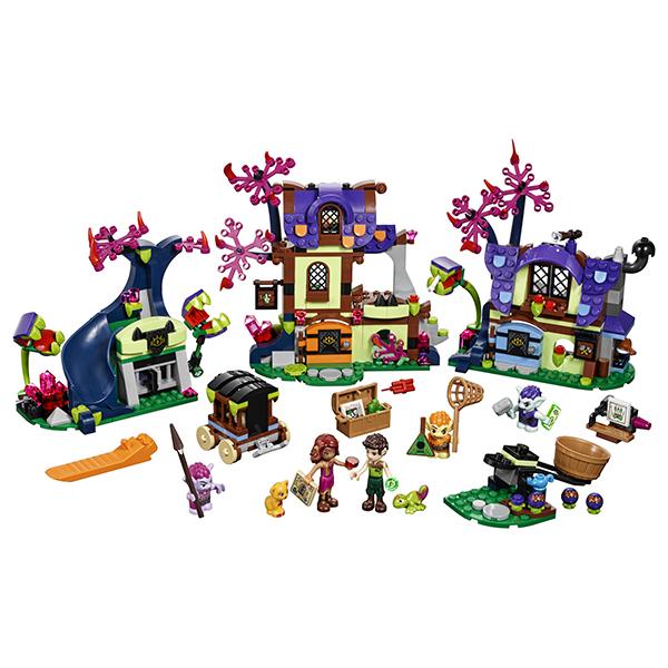 Lego Elves Побег из деревни гоблинов