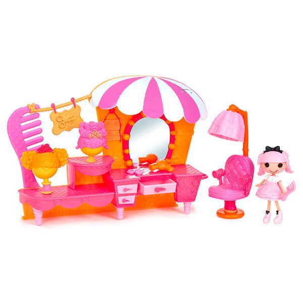 Кукла lalaloopsy mini с интерьером в ассортименте