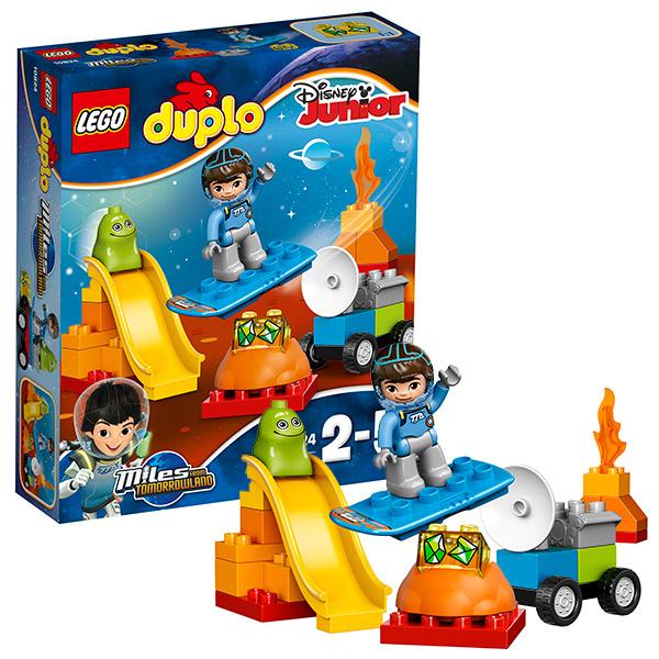 Lego Duplo Космические приключения Майлза