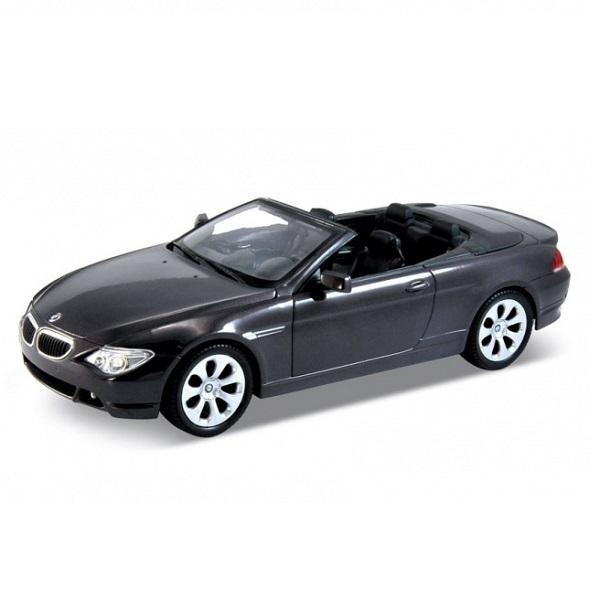 Welly 12547 Велли Модель машины 1:18 BMW 654CI