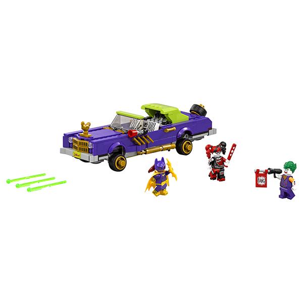 Lego Movie 70906 Лоурайдер Джокера