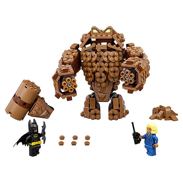 Lego Movie 70904 Атака Глиноликого