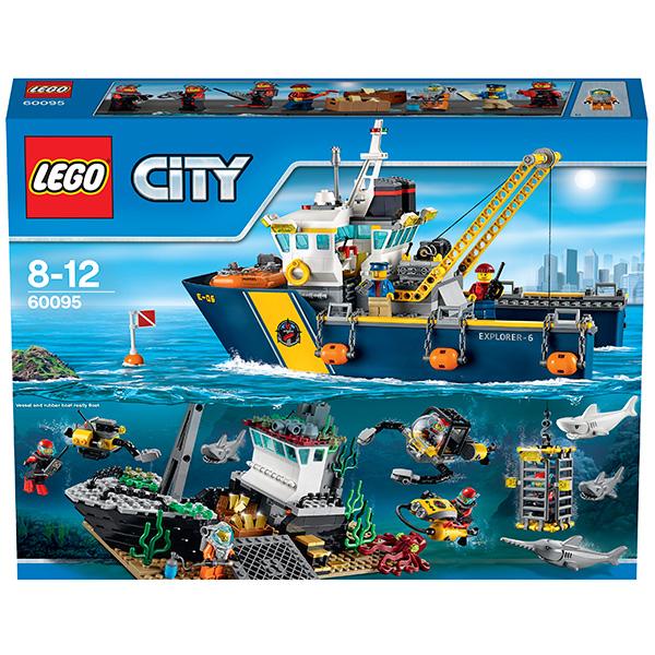 Лего Спасательный Корабль Инструкция - фото 7