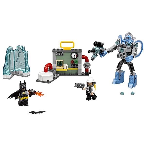 Lego Movie 70901 Ледяная aтака Мистера Фриза