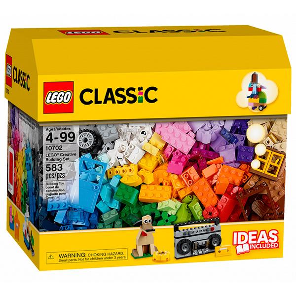 Lego Classic Набор кубиков для свободного конструирования