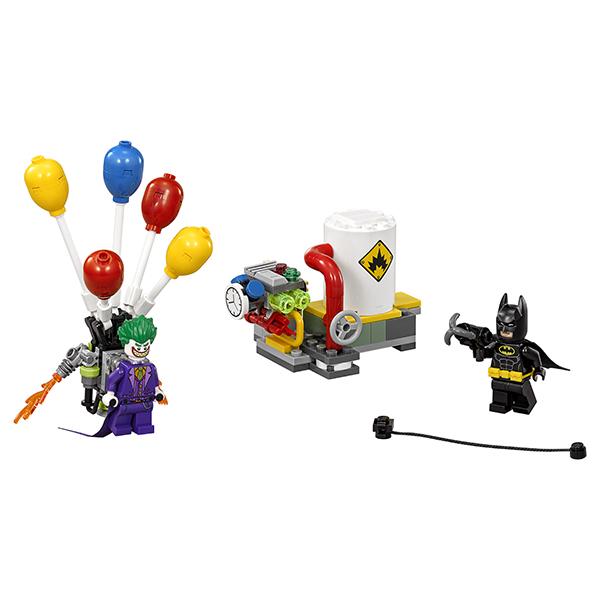 Lego Movie 70900 Побег Джокера на воздушном шаре