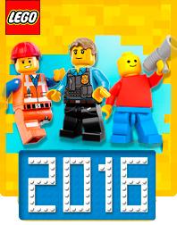 ������� LEGO 2016