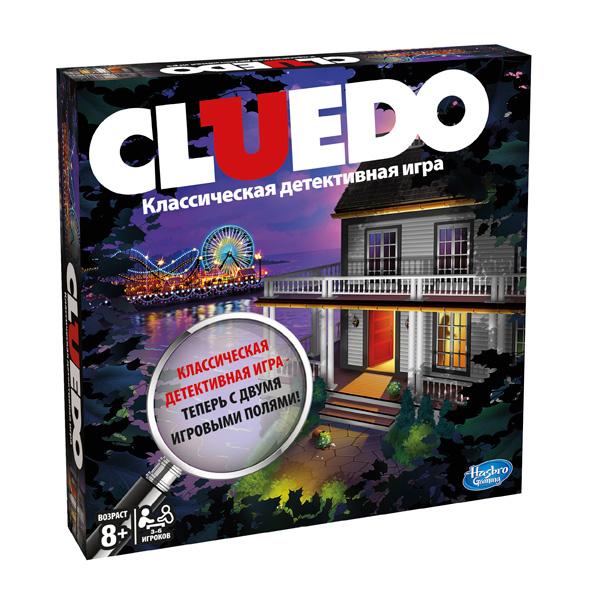 Other Games Настольная игра Клуэдо обновленная
