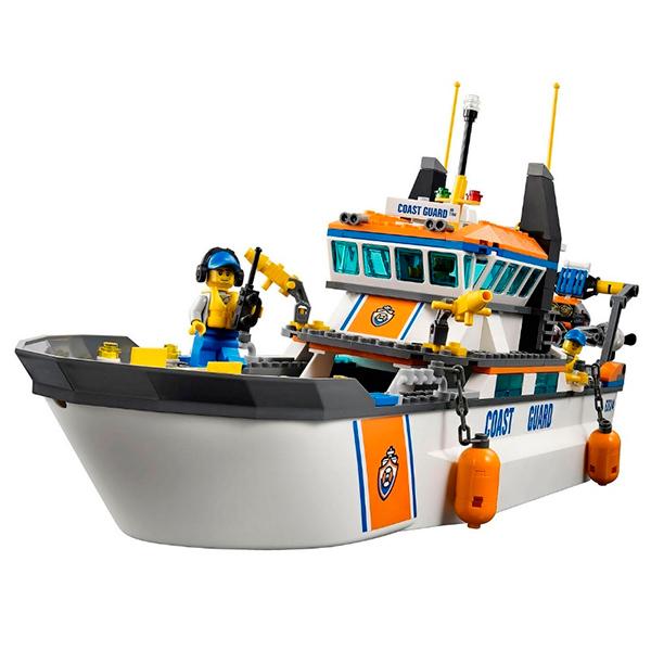 Лего Спасательный Корабль Инструкция - фото 8