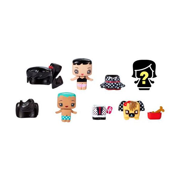 Mattel My Mini Mixi Q's DWR13 Набор из 3 фигурок
