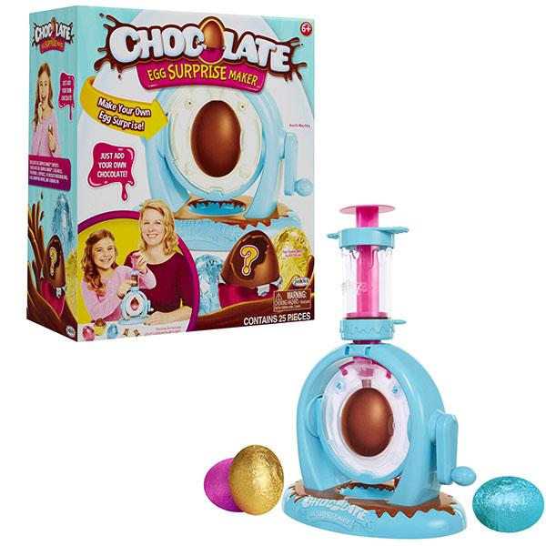 Chocolate Egg Surprise Maker 647190 Набор для изготовления шоколадного яйца с сюрпризом
