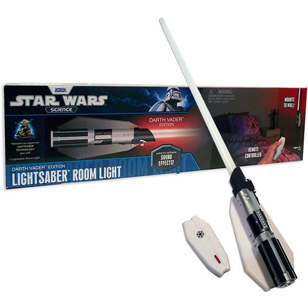 Star Wars Science 15048 Звездные Войны Световой меч-светильник Дарта Вейдера
