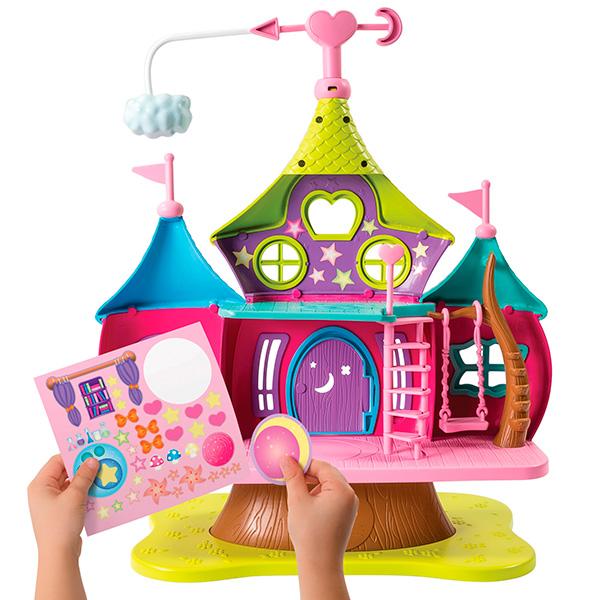 Little Charmers Дом волшебниц с фигуркой Хэйзл
