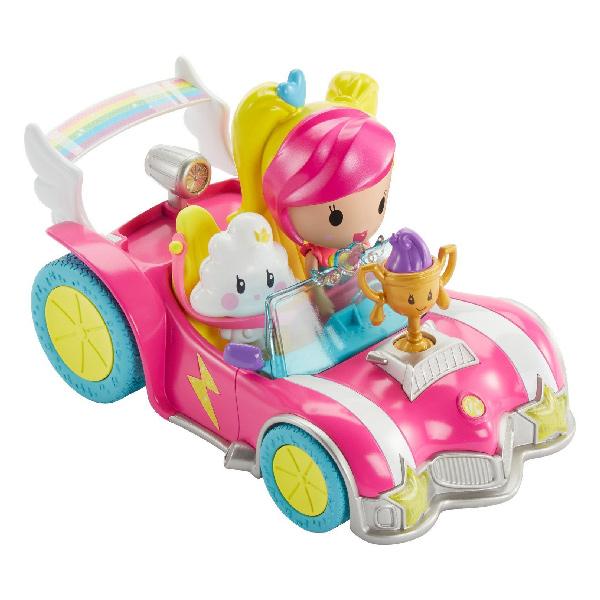Barbie Автомобиль из серии Barbie и виртуальный мир