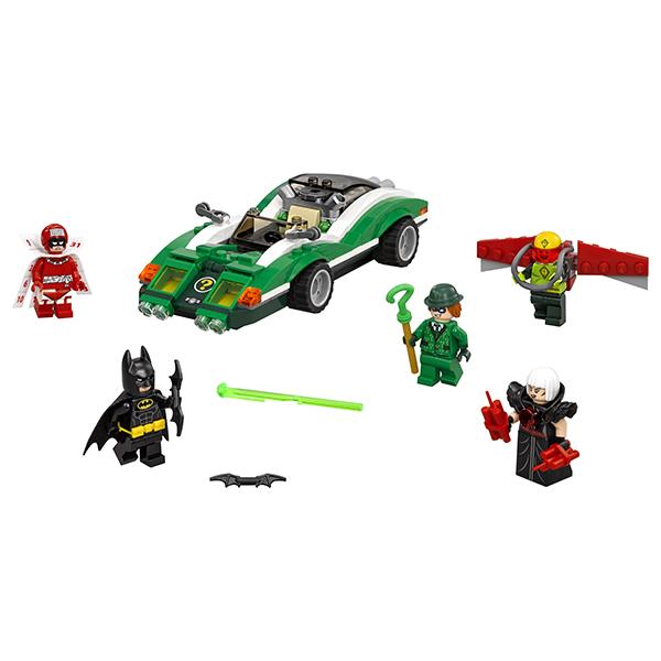 Lego Movie 70903 Гоночный автомобиль Загадочника