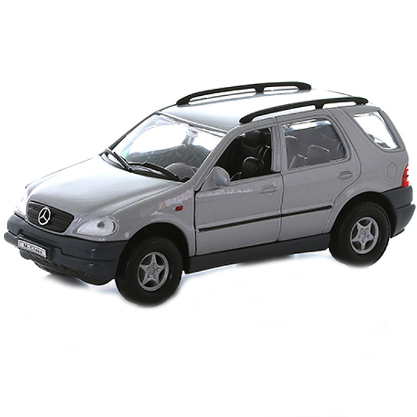 Welly 39872 Велли Модель машины 1:31 MERCEDES-BENZ M-CLASS