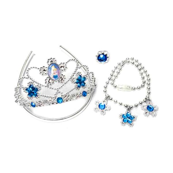 """Принцессы 82409 Подарочный набор из 3-х украшений """"Золушка"""""""
