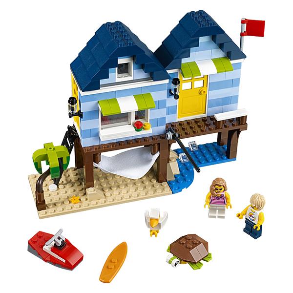 Lego Creator Отпуск у моря