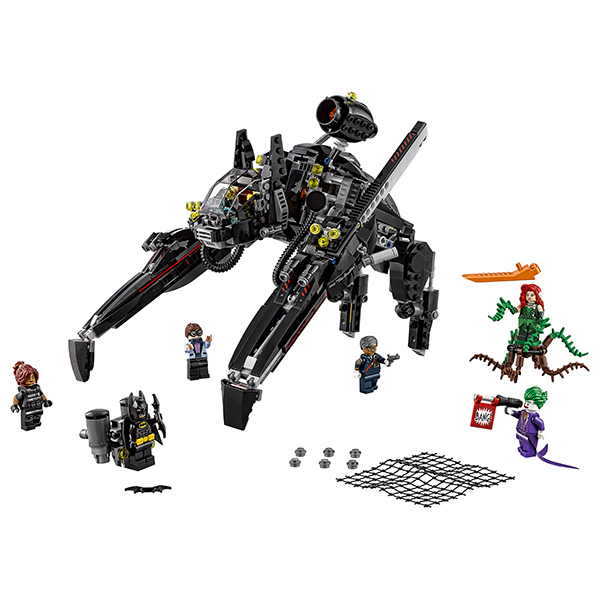 Lego Movie 70908 Скатлер