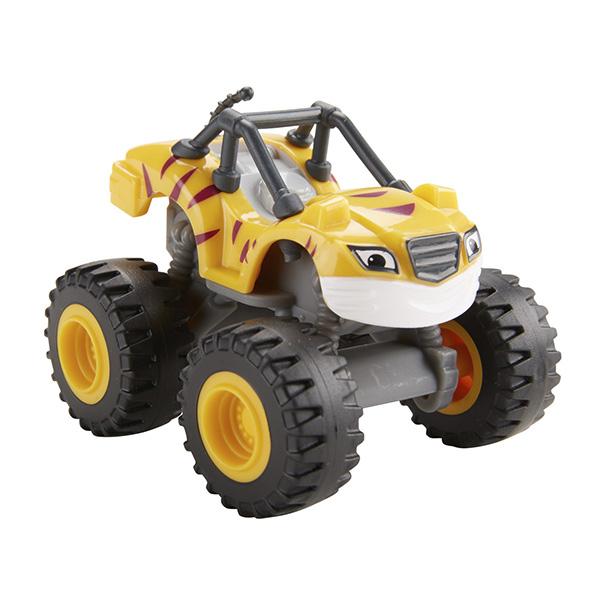 Mattel Blaze DKV87 Вспыш и его друзья, Рык