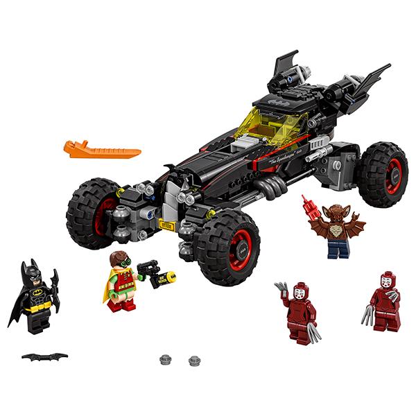 Lego Movie 70905 Бэтмобиль