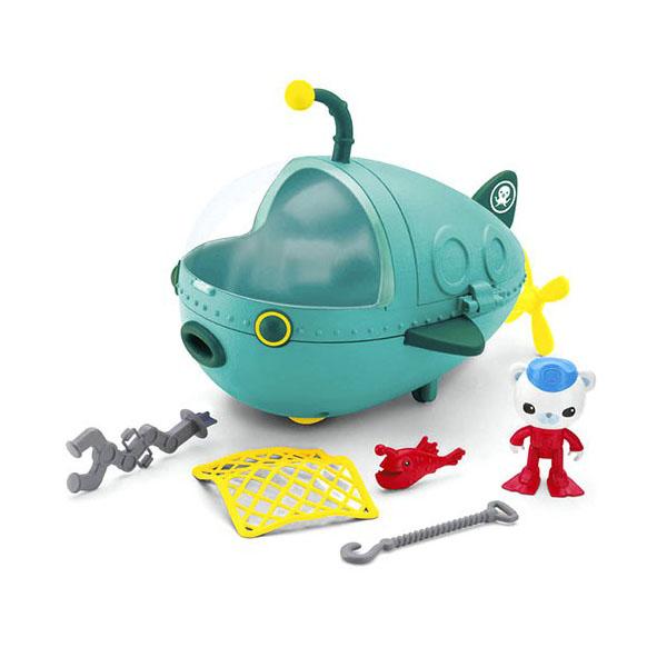 Mattel Octonauts T7014 Октонавты Подводная лодка GUP-A