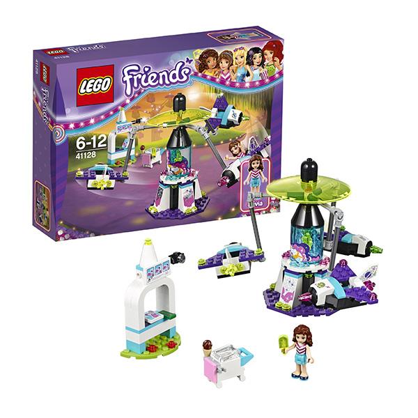 Lego Friends Парк развлечений: Космическое путешествие
