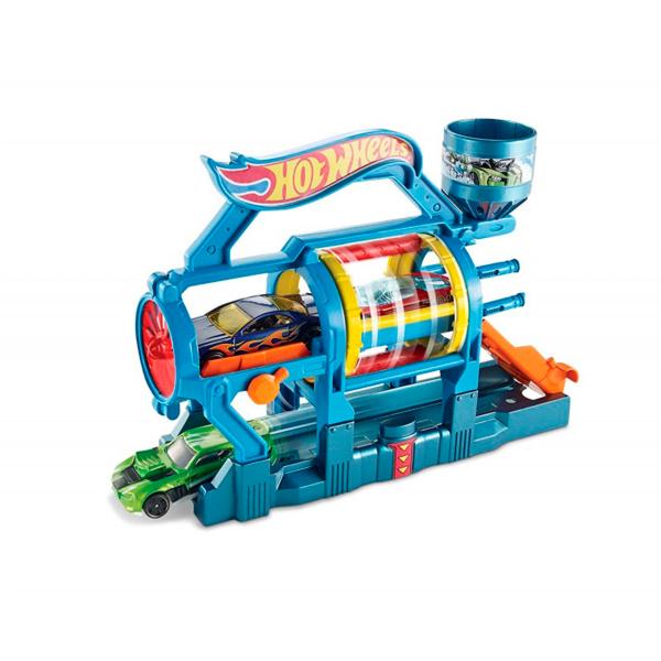 Hot Wheels Игровой набор Супер-мойка