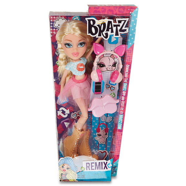Bratz Диджей кукла делюкс Хлоя
