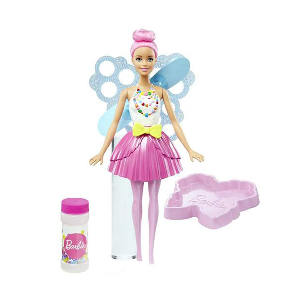 Mattel Barbie DVM95 Барби Феи с волшебными пузырьками Стильная