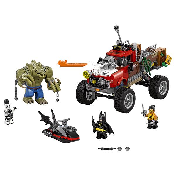 Lego Movie 70907 Хвостовоз Убийцы Крока