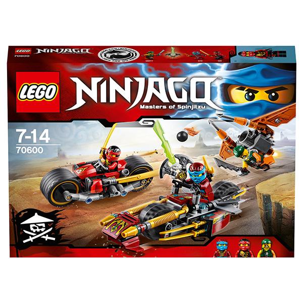Лего ниндзя го инструкция 70600