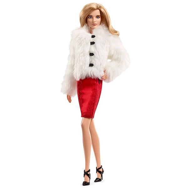 Mattel Barbie CHX13 Барби Коллекционная кукла Наталья Водянова