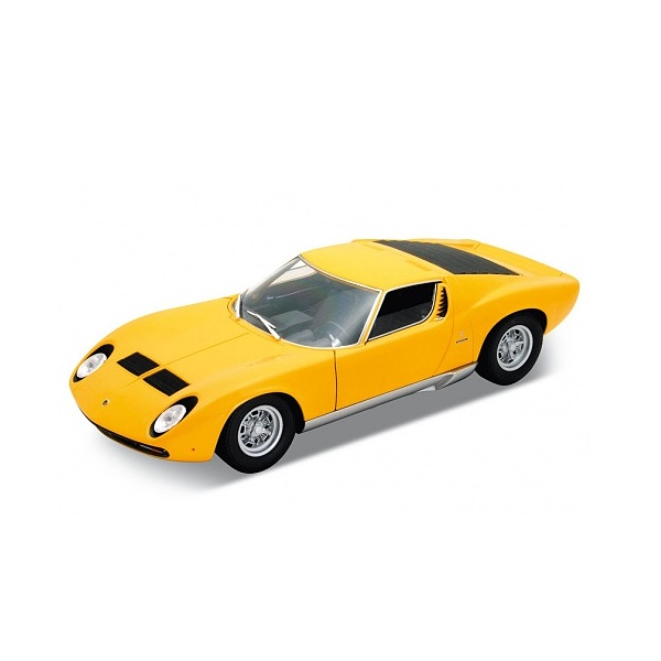 Welly 18017 Велли Модель машины 1:18 Lamborghini Miura