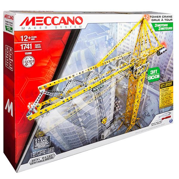 Meccano 91762 Меккано Набор Строительный Кран