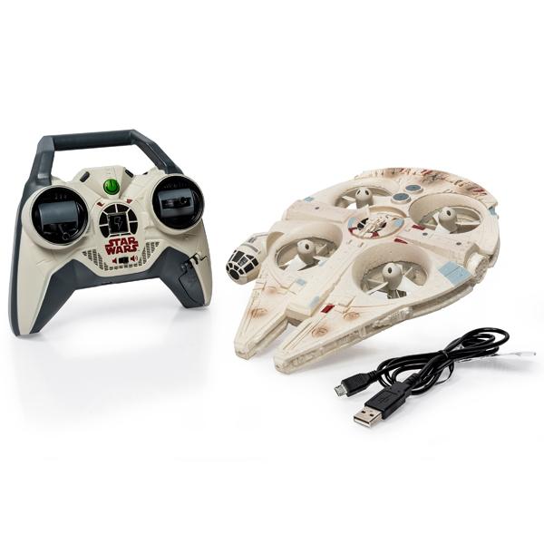 Игрушка Airhogs 44529 Эйрхогс Звездные Войны Сокол Тысячелетия