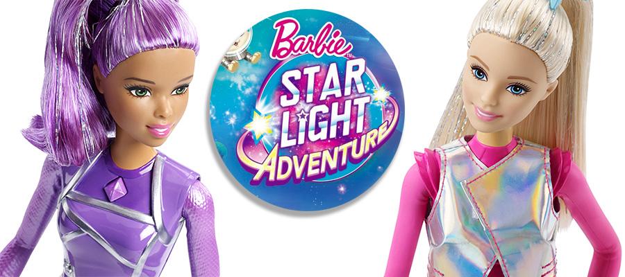 Мультфильм Барби Космическое Приключение