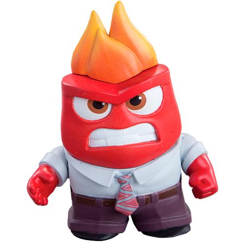 Игрушка Inside Out 61105 Головоломка Базовая фигурка Гнев