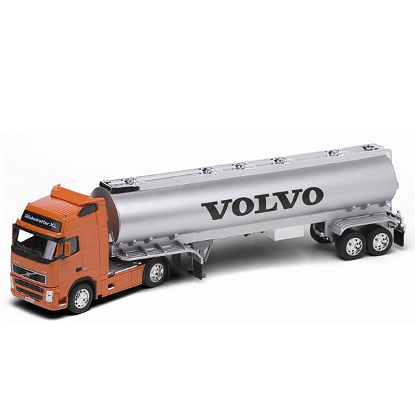 Модель грузовика Велли 32632 1:32 Volvo FH12 (цистерна)