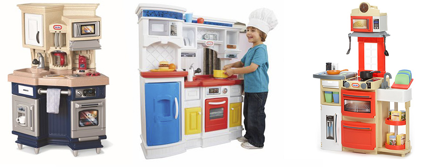 Игрушечные кухни Little Tikes