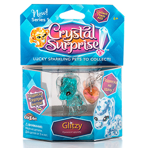 Crystal Surprise 45705 Кристал Сюрприз фигурка Пони подвески