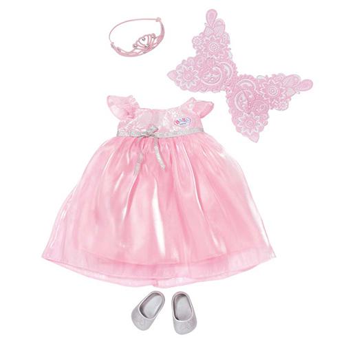 Baby born 820-728 Бэби Борн Платье феи с подсветкой