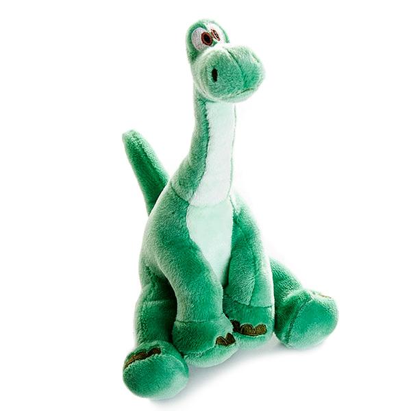 Disney Good Dinosaurs 1400584 Дисней Хороший Динозавр Арло сидячий, 17 см