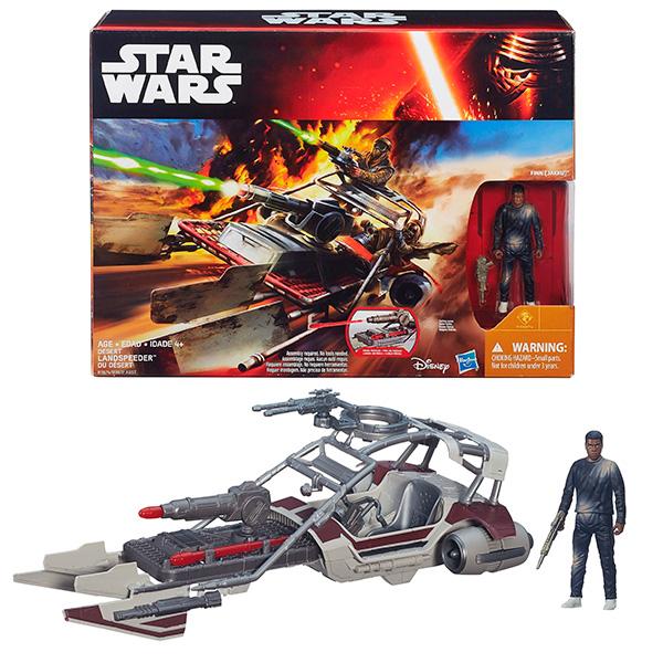 Star Wars B3672 Космический корабль Класс II