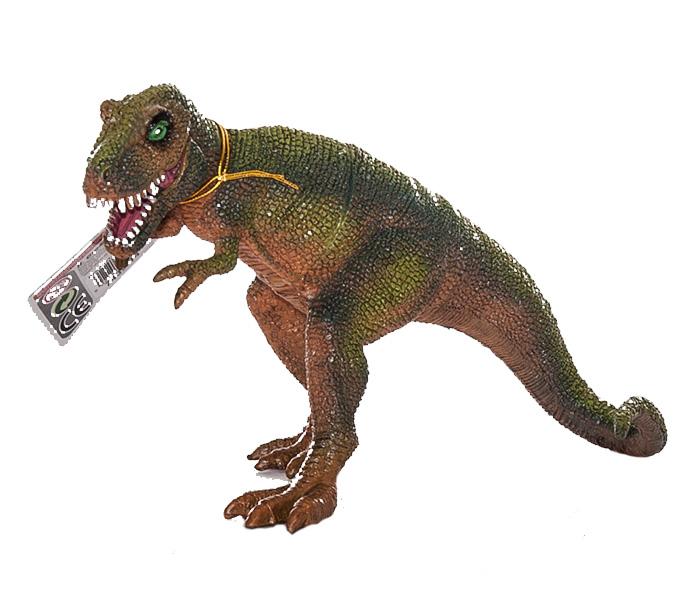 Megasaurs SV11025 Мегазавры Фигурка тираннозавра с двигающейся пастью