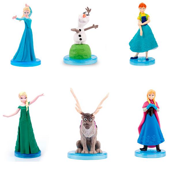 Коллекционные фигурки Zuru Дисней Frozen