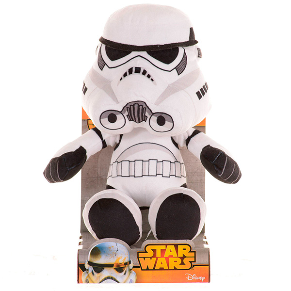 Disney Star Wars 1400612 Дисней Звездные Войны Штурмовик, 17 см