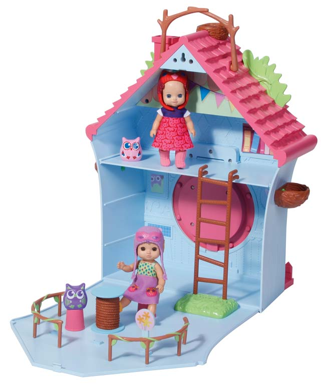 Chou Chou 920-077 Домик с куклой